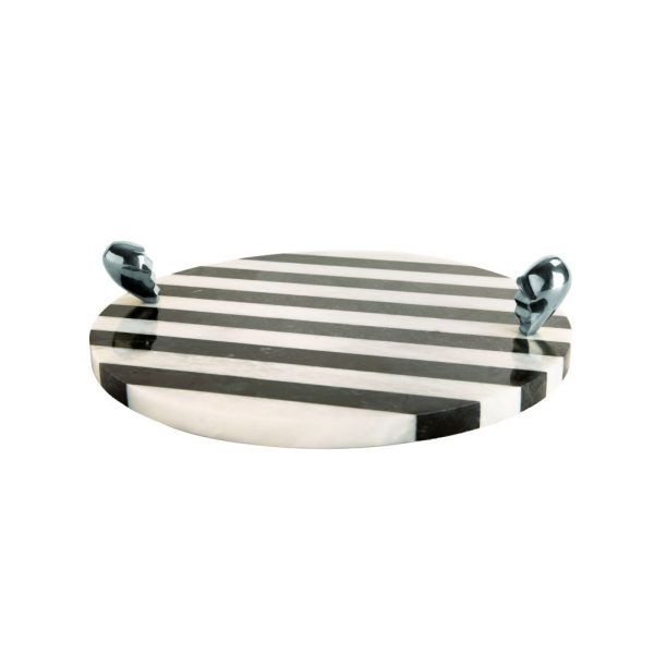 Heartbreaker Platter Silver