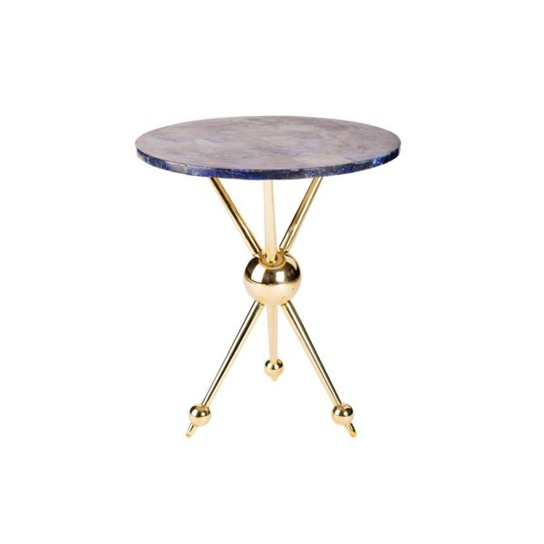 Sphere Lapis Table